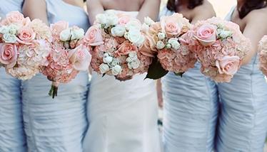 Light-Blue-Bridesmaids-Dresses