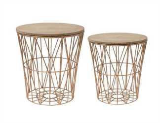 partypleasersblog@wordpress.com, basket shaped end table