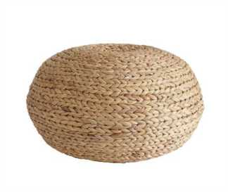 partypleasersblog@wordpress.com, basket weave pouf