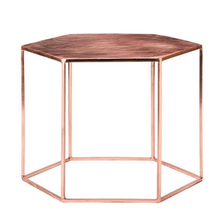 partypleasersblog@wordpress.com, COPPER SIDE TABLE