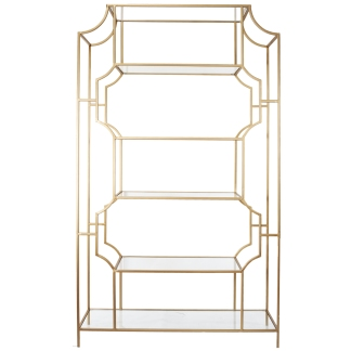 partypleasersblog@wordpress.com, gold glass etagere