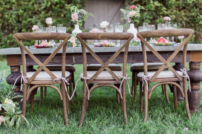 www.partypleasers.com, partypleasersblog.wordpress.com, garden theme, zinc table, crossback chair 4